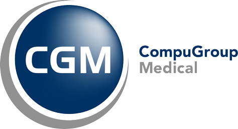 Logo der CompuGroup Medical Dentalsysteme GmbH